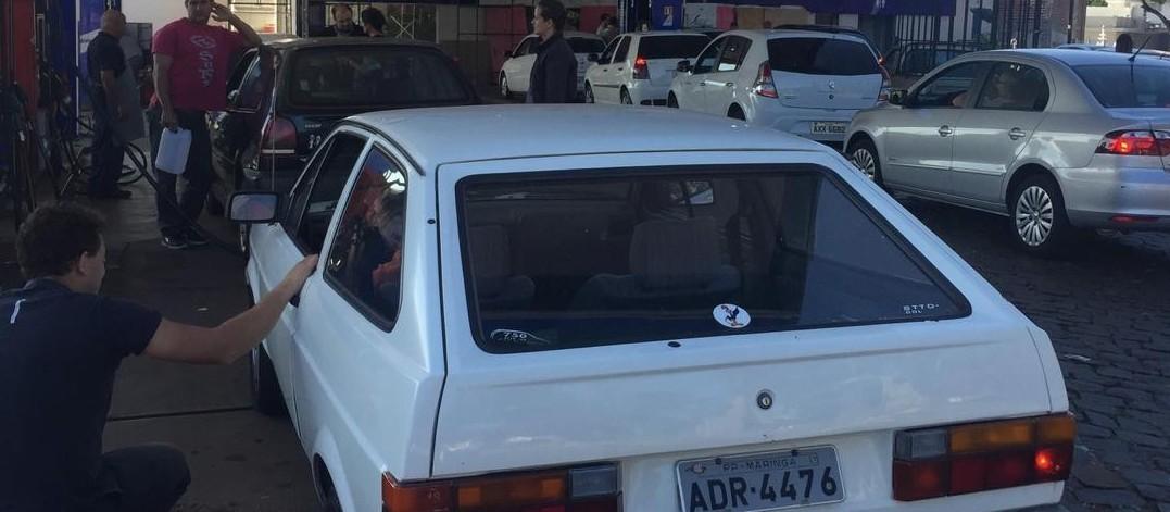 Mais de 50 postos de Maringá já têm combustível