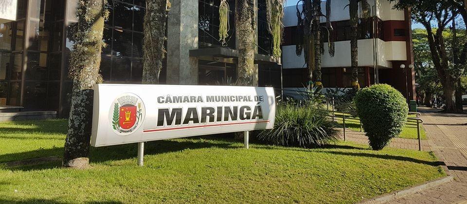 Reforma da Câmara de Maringá começa na semana que vem