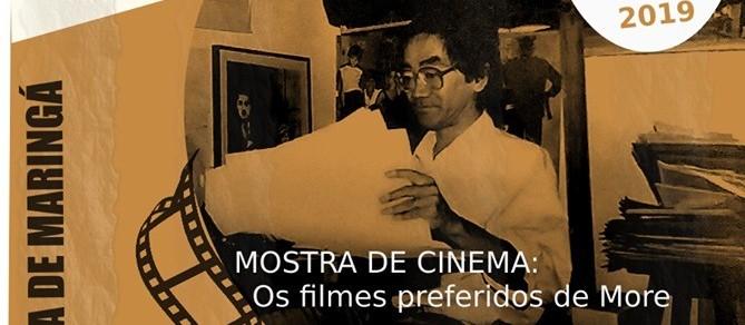 Mostra de Cinema homenageia cinéfilo maringaense