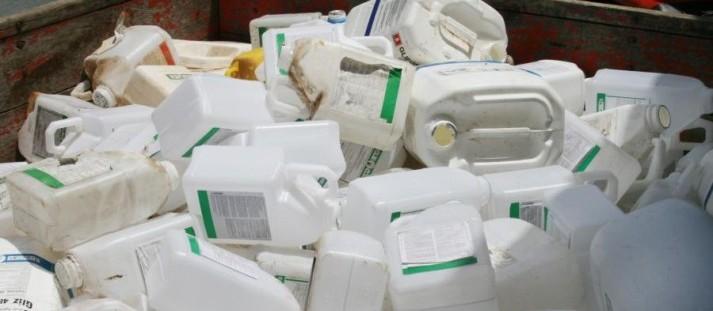 Brasil é líder em reciclagem de embalagens de agrotóxicos