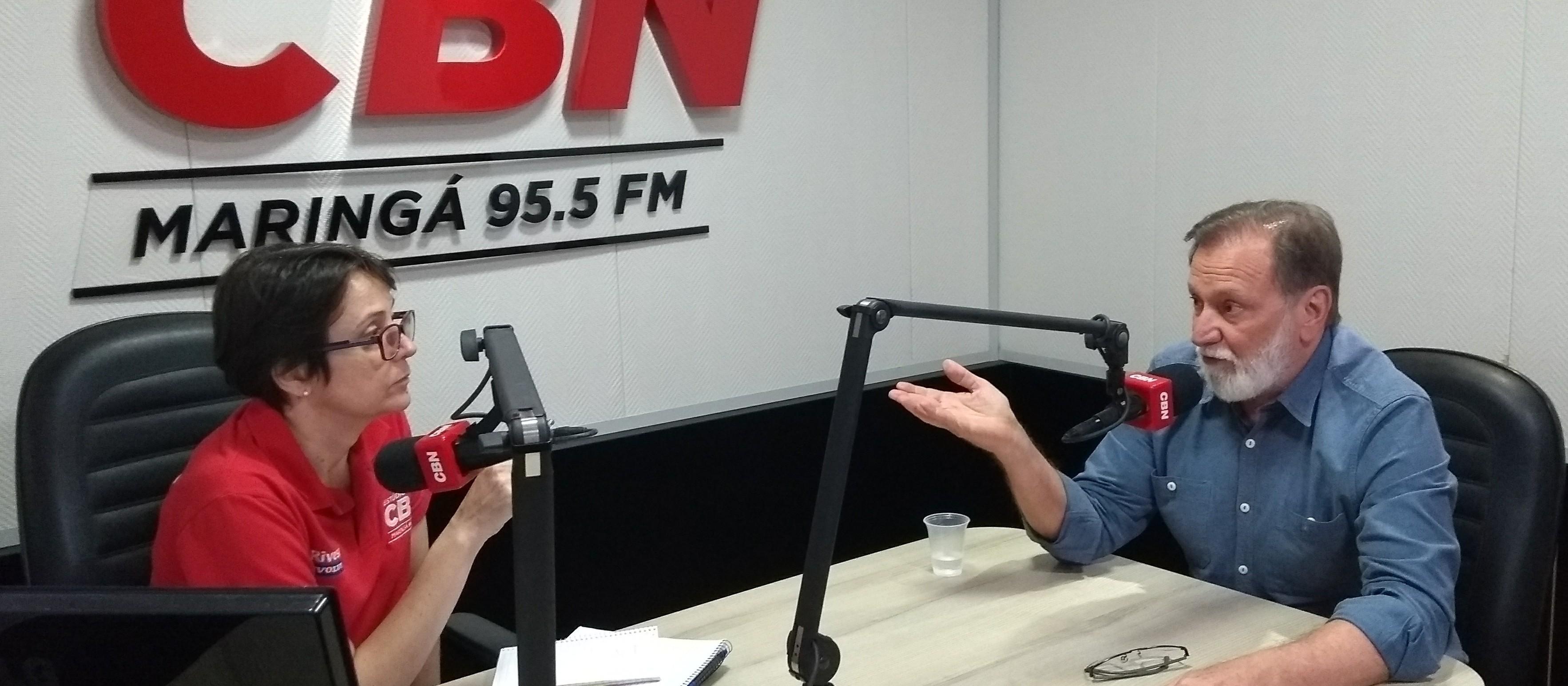 Osmar Dias será candidato a governador pelo PDT