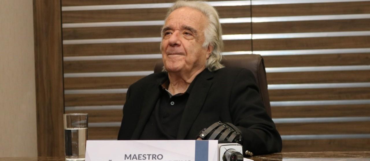 """""""A revolta por não tocar era muito grande"""", diz João Carlos Martins"""