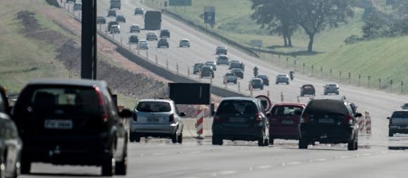 Gilson Aguiar comenta as condições das rodovias do país
