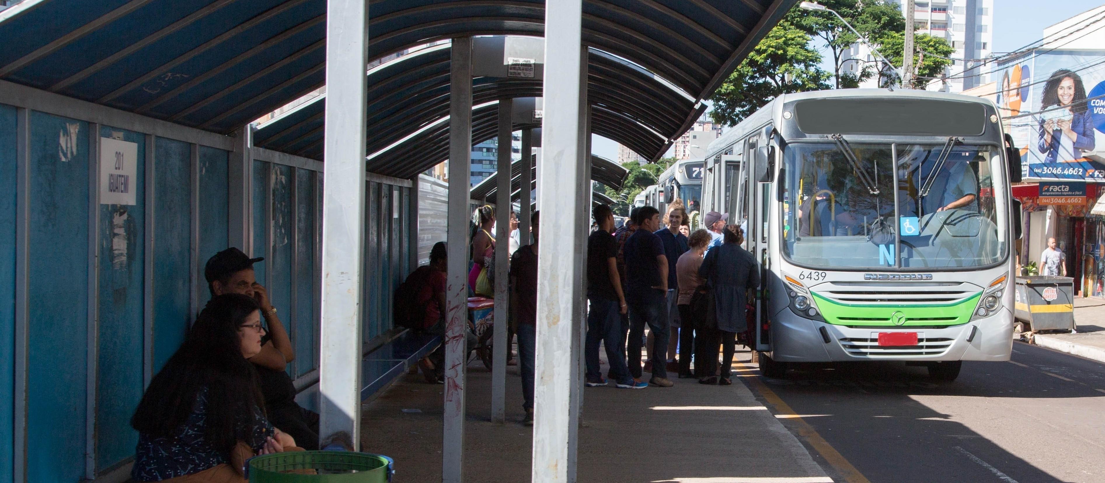 TCCC e Prefeitura de Maringá ainda não chegaram a acordo para reajuste de passagem