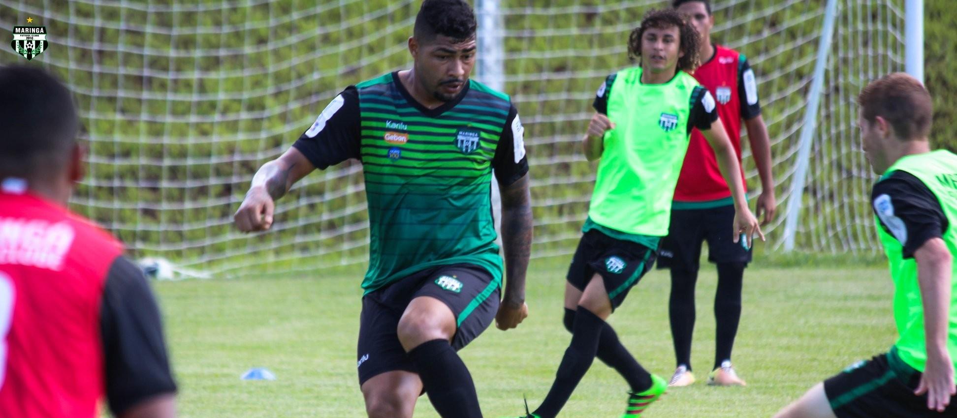 Maringá FC enfrenta o Prudentópolis fora de casa