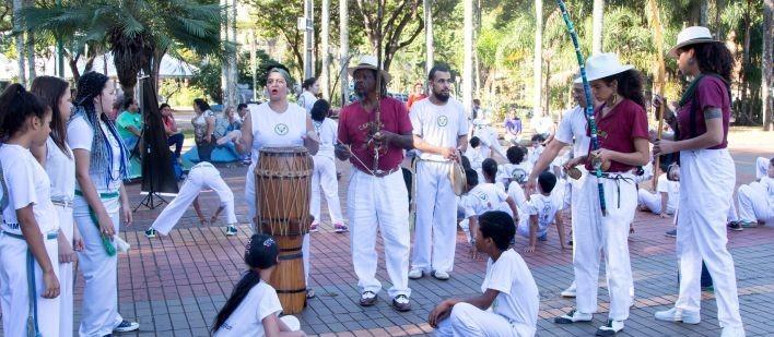 Secretaria de Cultura promove a 3ª Semana da Capoeira