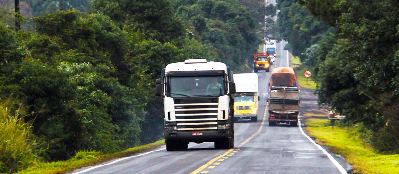 Tabelamento de fretes aumenta custos dos transportes