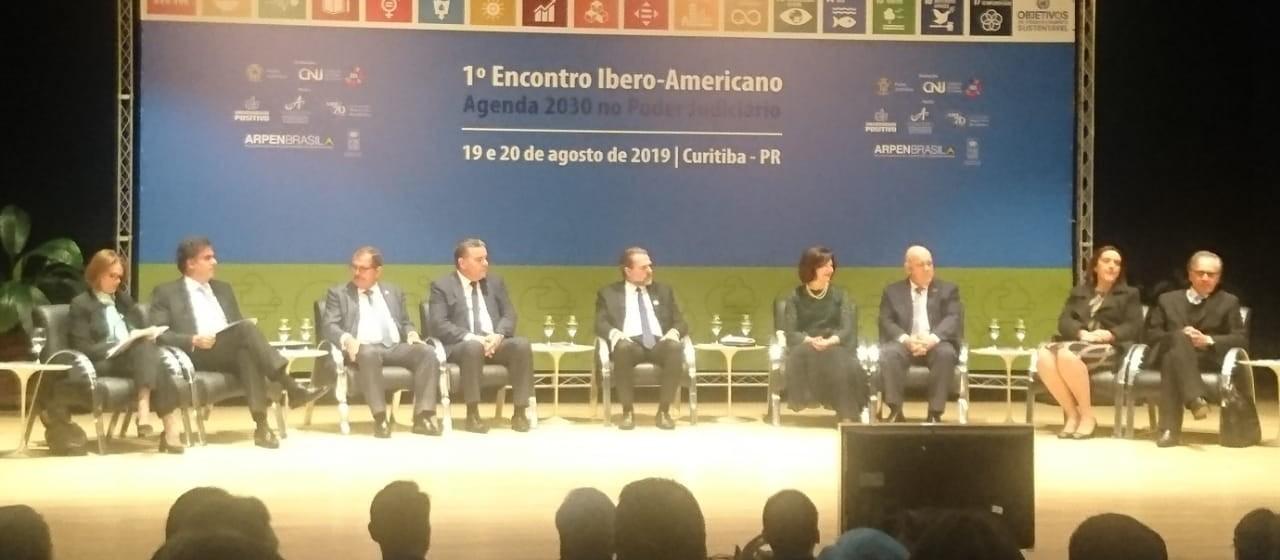 Saiba como foi o 1º Encontro Ibero-Americano do poder judiciário