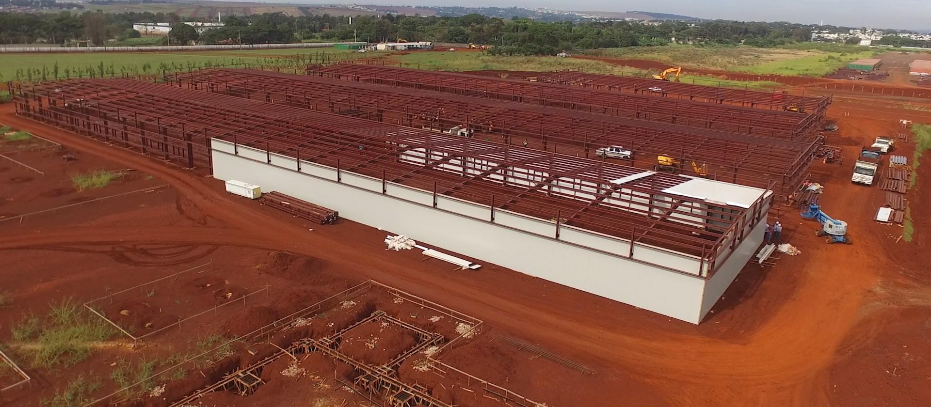 Estrutura física do Hospital da Criança de Maringá está quase pronta