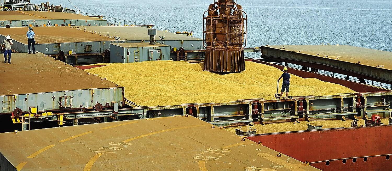 Crescimento das exportações no Paraná é de 18%