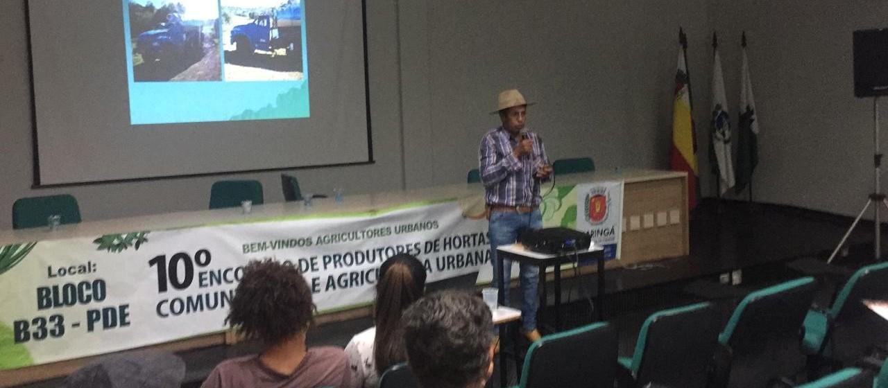 Projeto em que Maringá é exemplo para o país está em debate na UEM