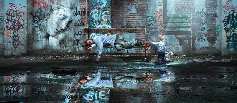 Moradores de rua e o passivo social