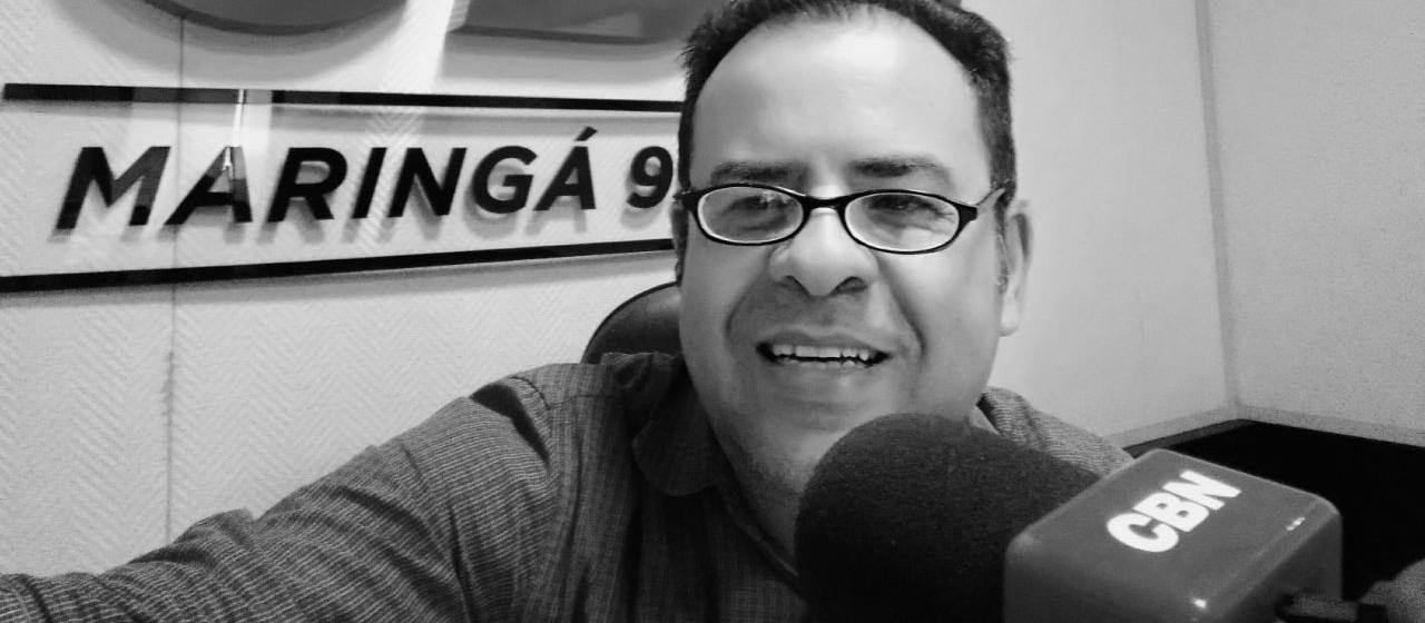 Gilson Aguiar comenta a produção da propaganda eleitoral