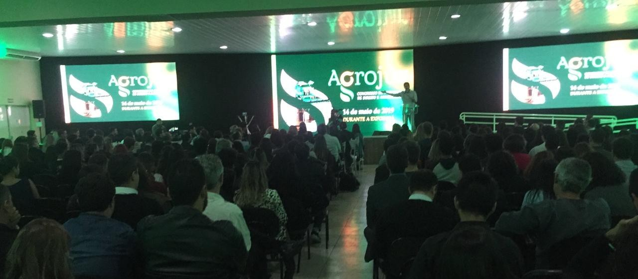 Agrojur debate legislação e agronegócio na Expoingá