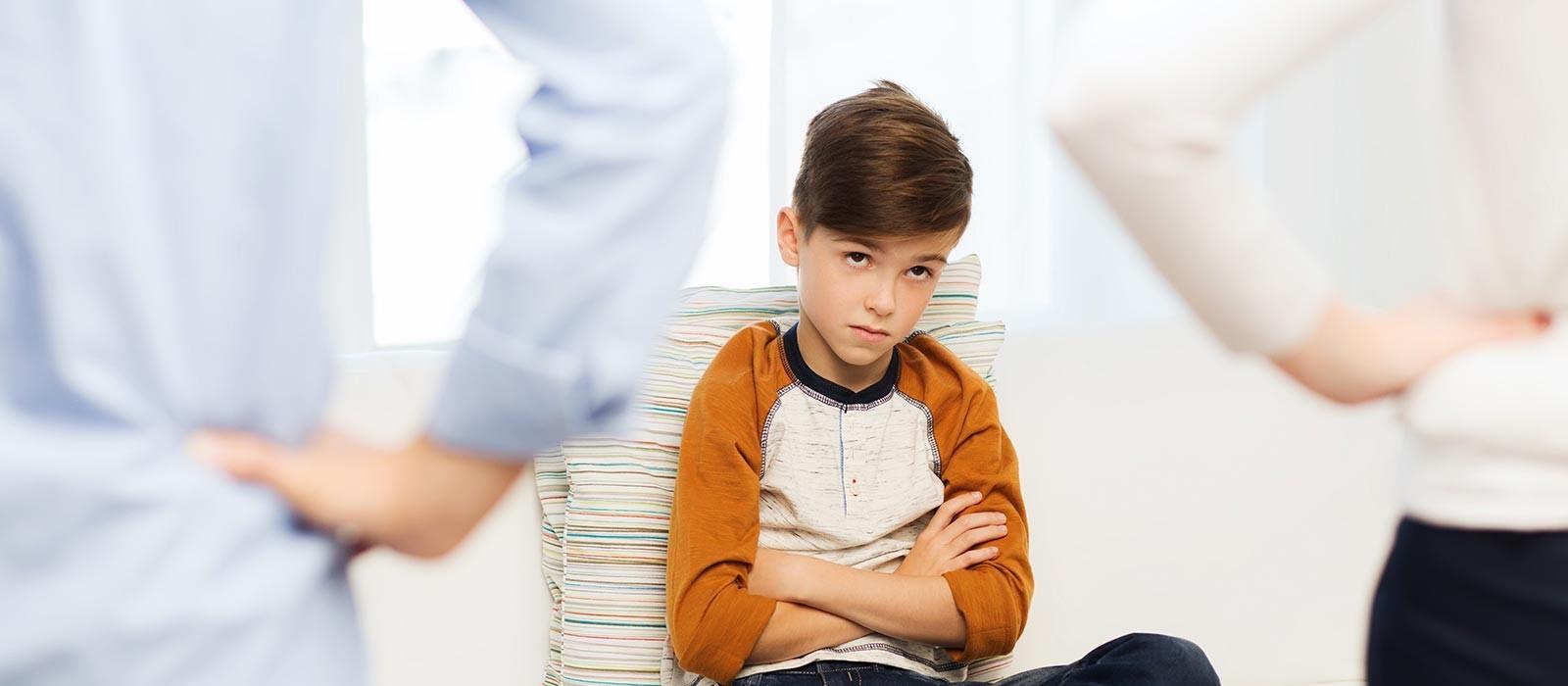 Pais hiperpassivos podem achar que filhos são hiperativos
