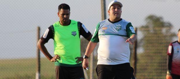 Depois de uma semana intensa de treinos, Maringá FC enfrenta o Caxias