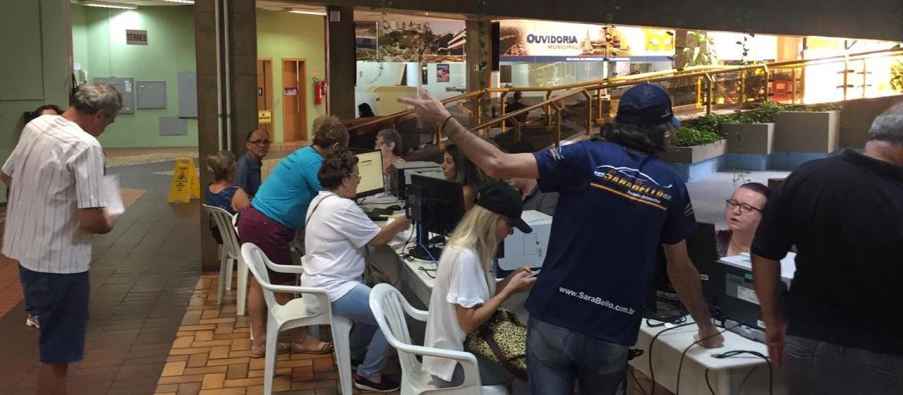 Prazo para pagamento da primeira parcela do IPTU de Maringá é prorrogado