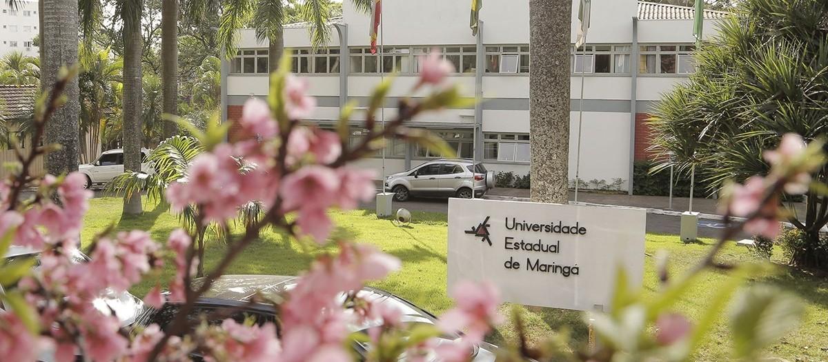 UEM mantém aulas, mas movimentação no campus diminui