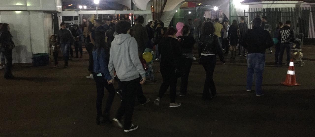 Expoingá tem setor de achados e perdidos