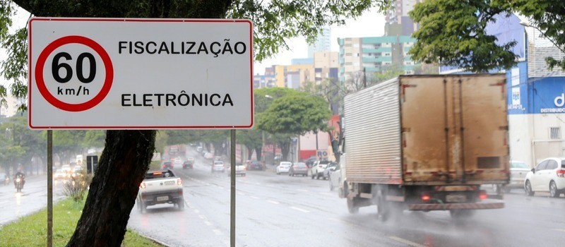 Número de acidentes com vítimas reduz em 70% na Avenida Colombo em Maringá