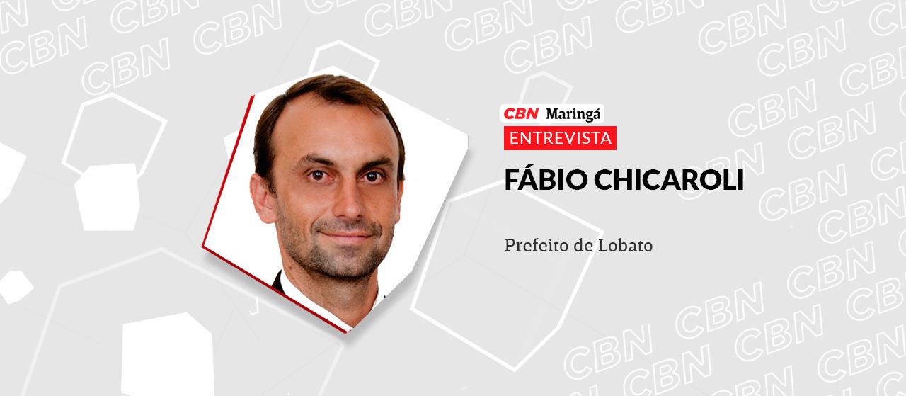 Fábio Chicaroli (PL),  prefeito eleito de Lobato, diz que o maior desafio é a cidade atingir 5 mil habitantes