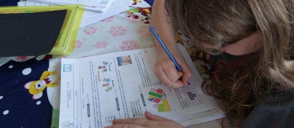 Sarandi disponibiliza atividades para alunos da educação municipal