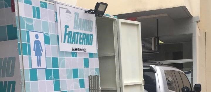 """Iniciativa privada poderia apoiar ações como """"Banho Fraterno"""", diz promotor de Justiça"""