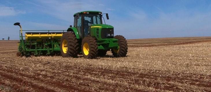 Plantio de soja no Paraná atinge 18% da área estimada