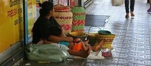 Redução no número de índios nas ruas de Maringá tem explicação