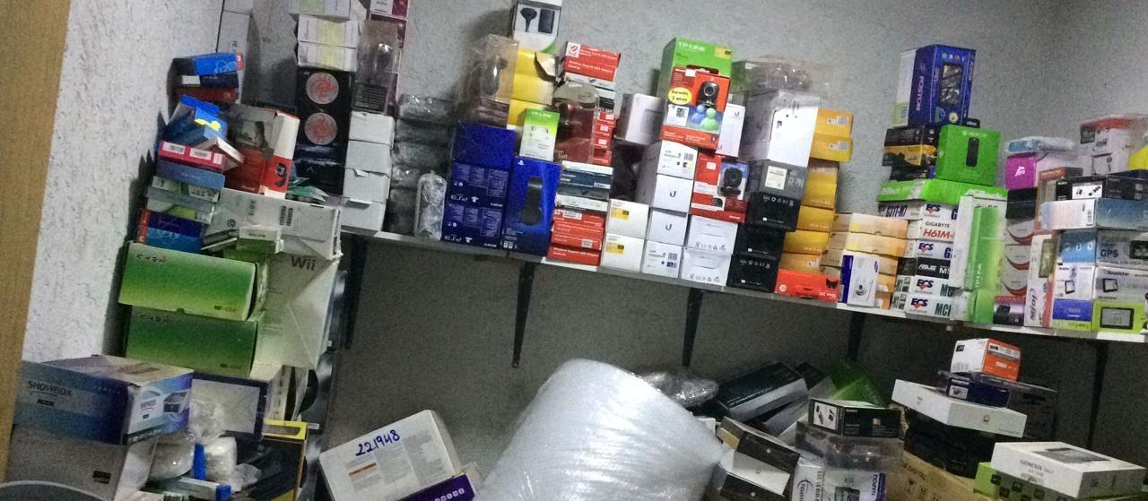 Casal que vendia produtos em loja virtual é preso em flagrante