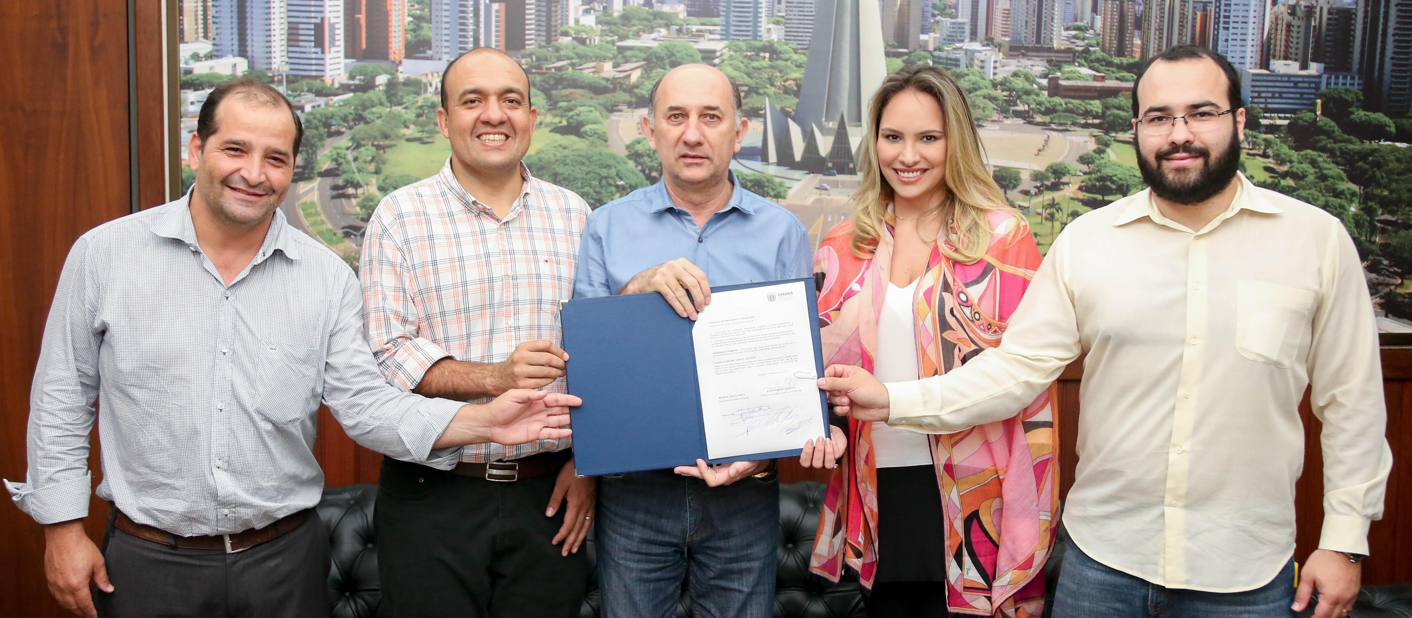 Hospital da Criança já tem R$ 124 milhões garantidos