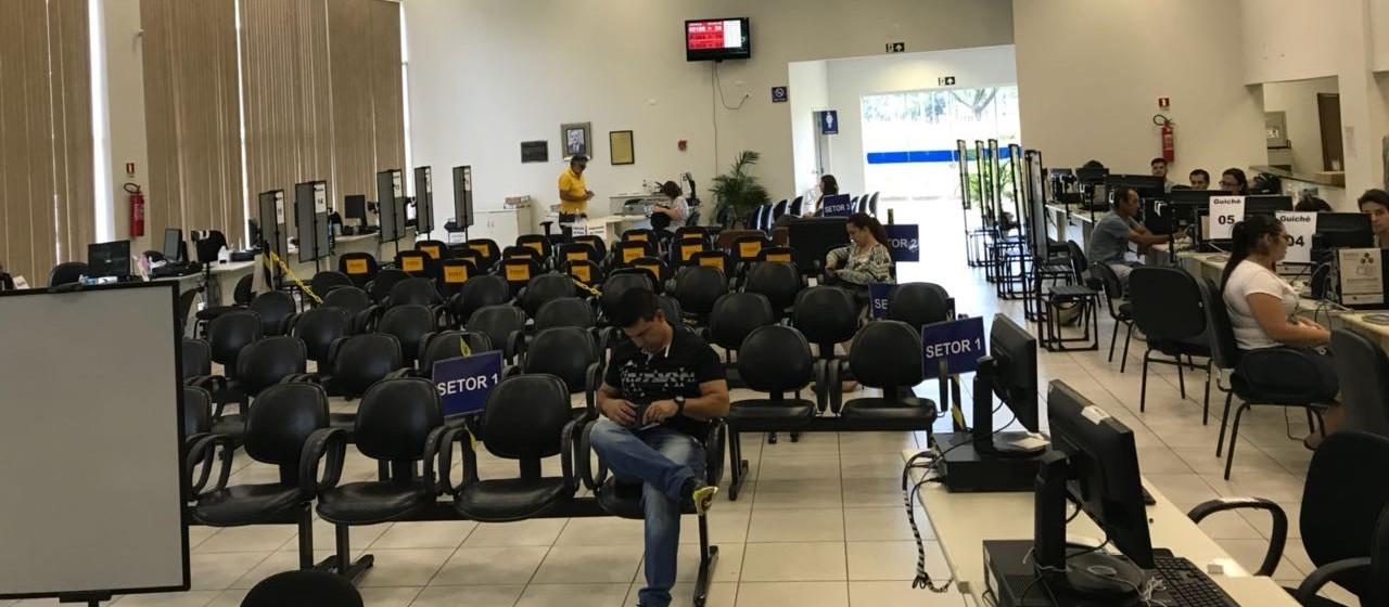 Movimento na Central do Eleitor de Maringá aumenta 50%
