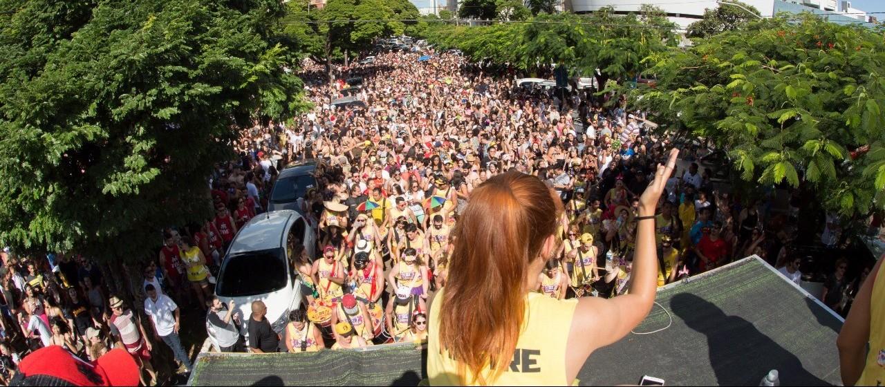Inscrições para participar do Carnaval de Rua terminam sexta em Maringá (28)