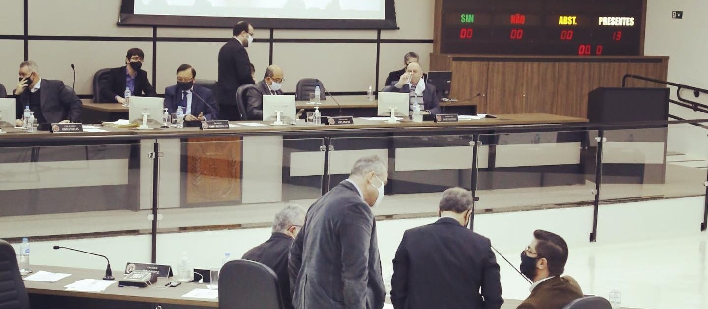 Vereadores de Maringá avaliam novo calendário eleitoral