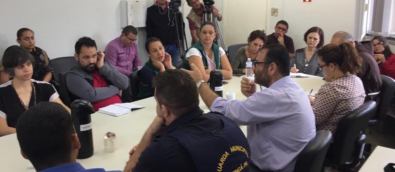 MP discute novas formas de abordagem à população de rua