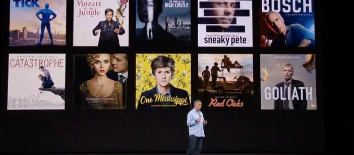Apple lança concorrente da Netflix