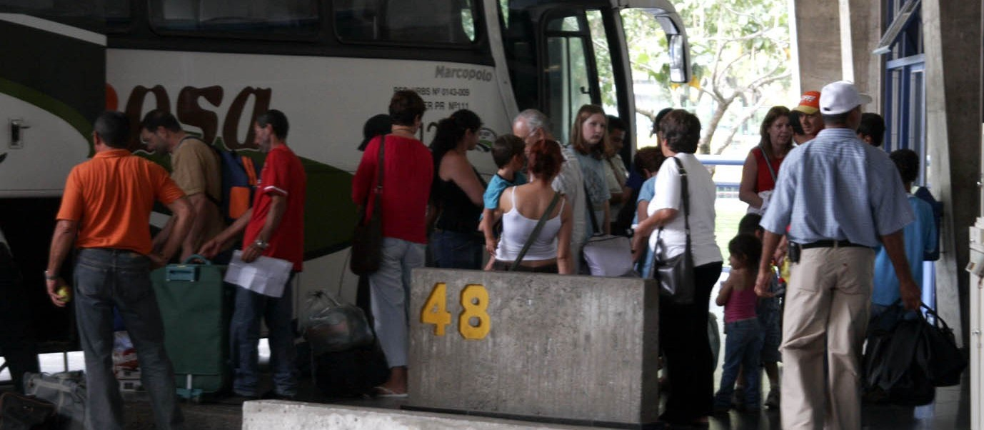 Tarifas do transporte metropolitano têm aumento de 4,08%