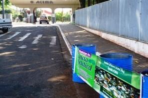 Maringá tem primeiro Ponto de Entrega Voluntária de Vidros