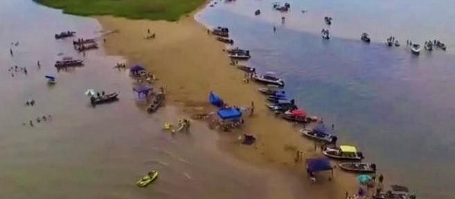 Encontrados corpos de homem e de dois dos trigêmeos que desapareceram no Rio Paraná