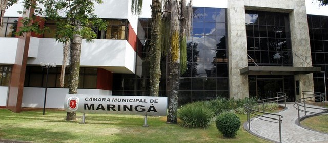 Câmara de Maringá deve gastar R$ 977 mil com reforma