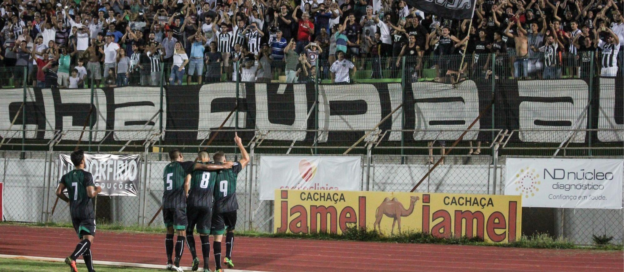 Crescendo no campeonato, Maringá FC encara o Cianorte