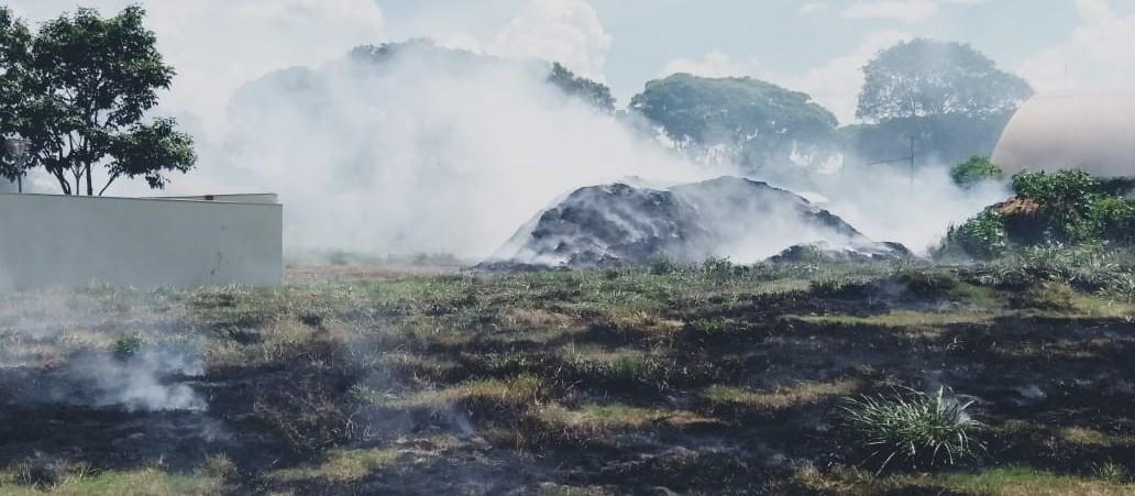 Maringá teve 339 incêndios ambientais em 2018