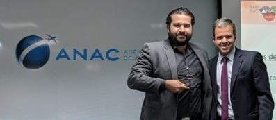 Inovação desenvolvida no aeroporto de Maringá é premiada pela Anac