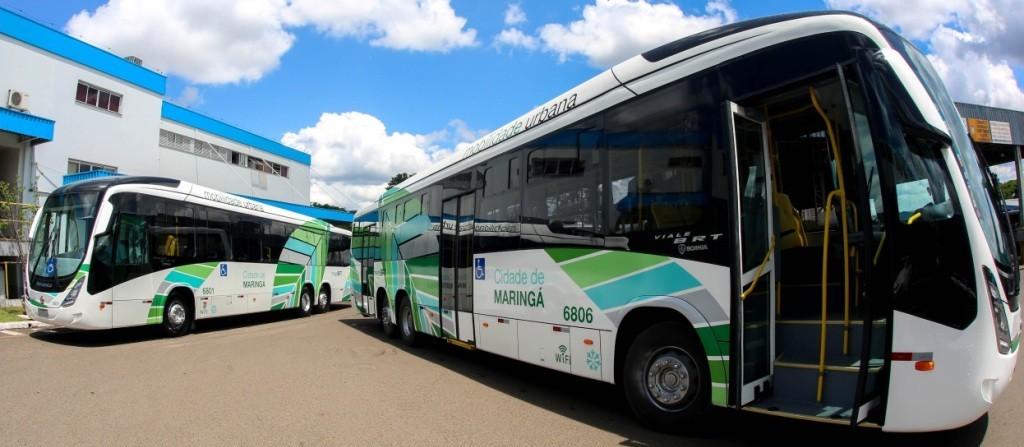 Prefeitura de Maringá e TCCC definem novo valor da passagem: preço sobe 30 centavos