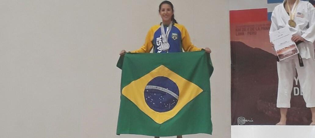 Medalhista no Pan-Americano busca patrocínio