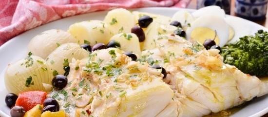 'Fazer bacalhau é um ritual familiar'