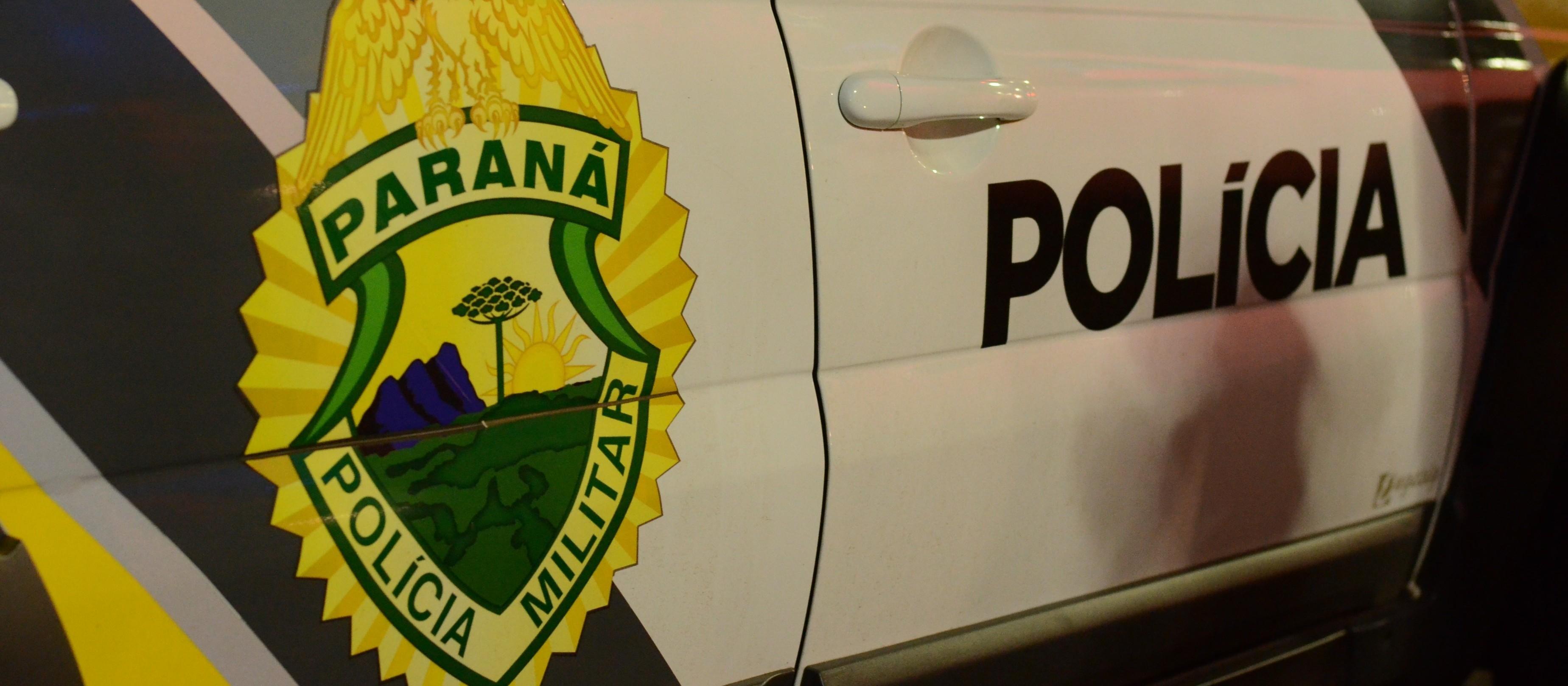 Jovem é preso após furtar chinelos de comércio em Umuarama