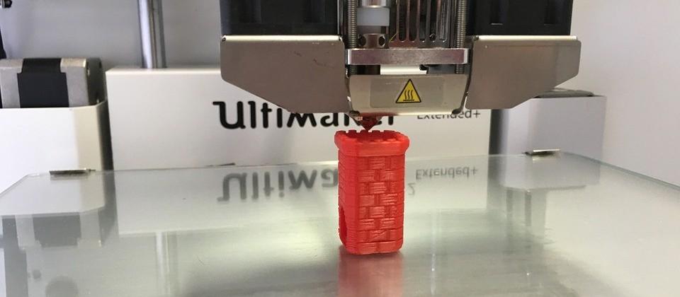 Até 2025, 10% dos produtos industrializados serão impressos em 3D