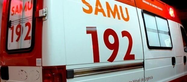 Irmãos são atropelados por caminhão em Sarandi