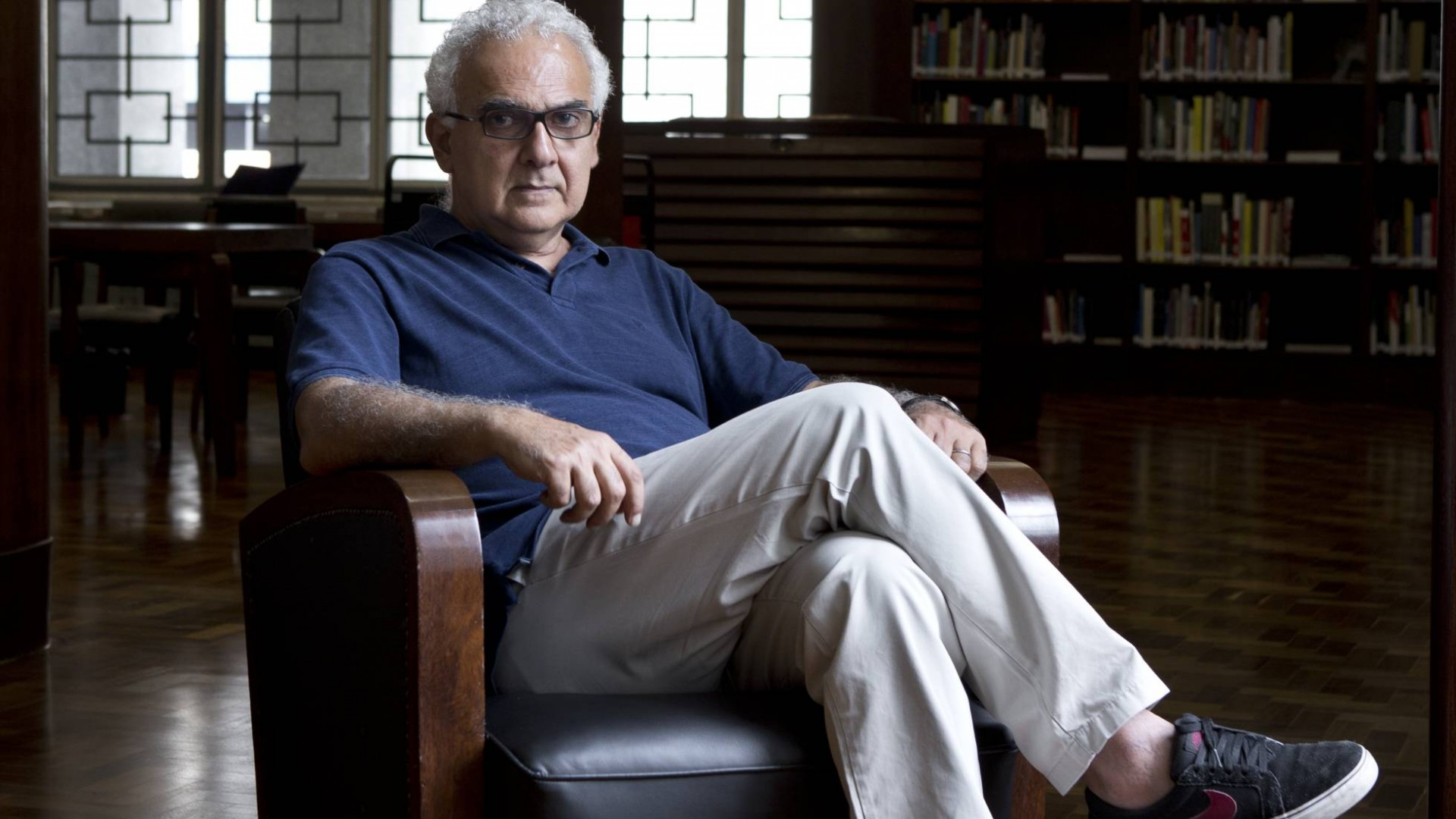 """""""Minha experiência em Brasília foi um batismo de fogo: passagem da vida ingênua à vida adulta"""", diz Milton Hatoum"""
